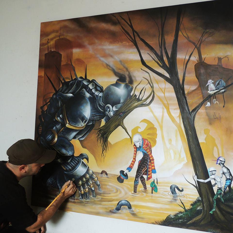 will ferreira paint