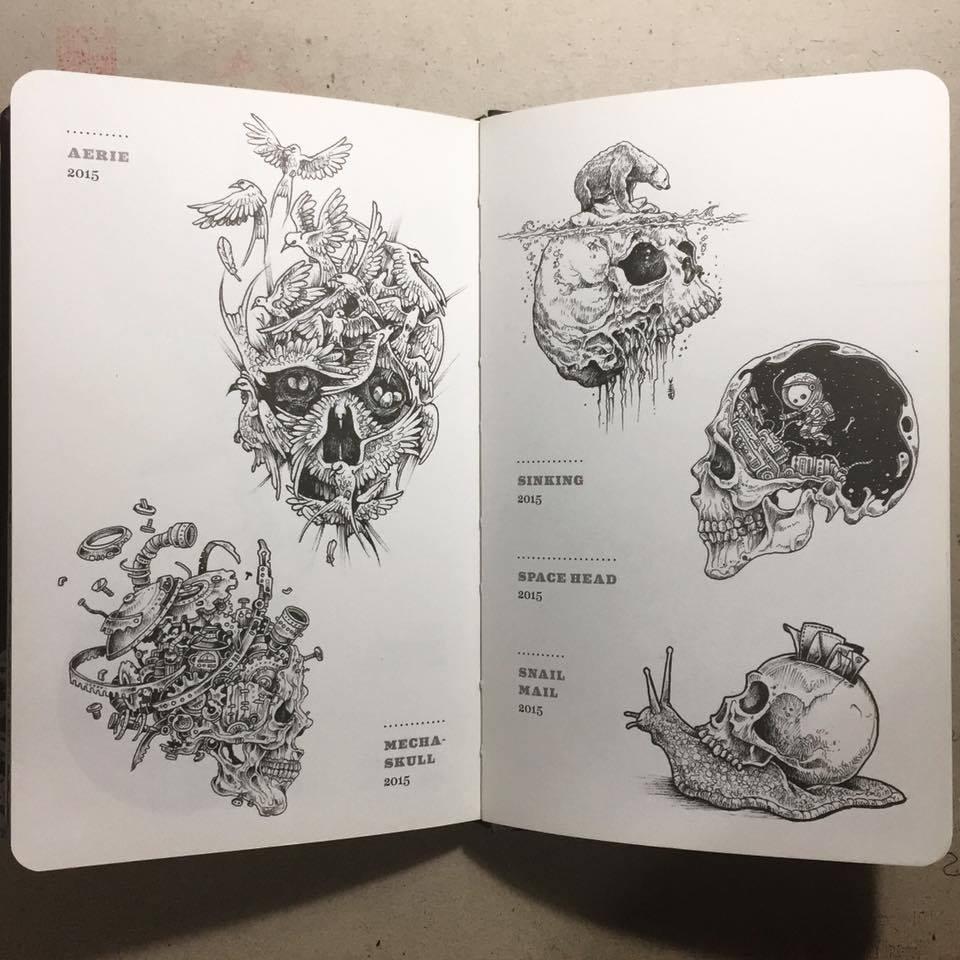kerby-rosanes-skull