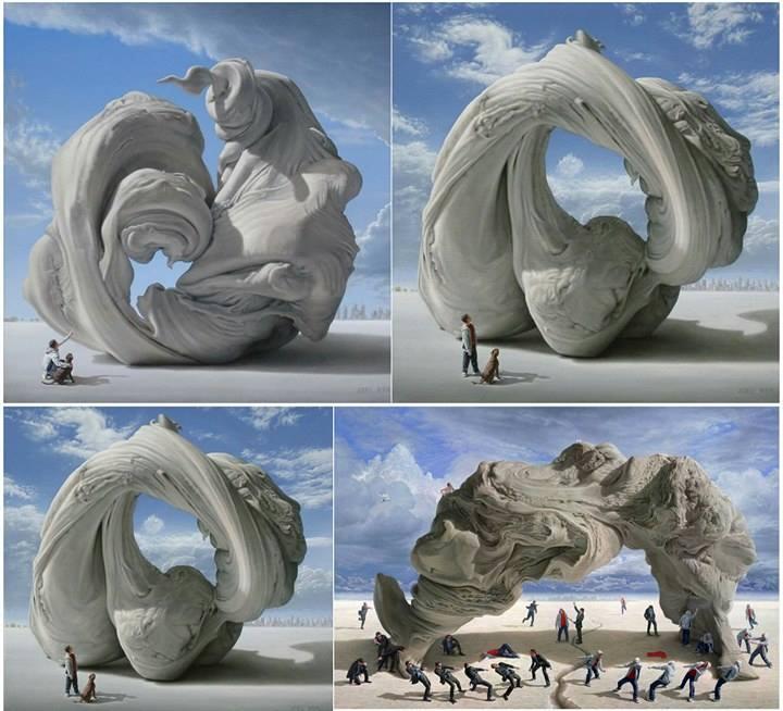 Joel Rea - Monumento