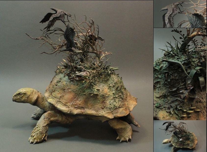 Ellen Jewett - tartaruga