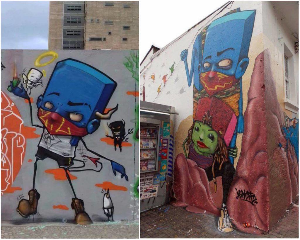 ignoto grafite