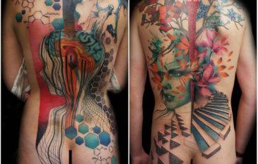 """""""Jay Freestyle"""" e suas tatuagens improvisadas"""