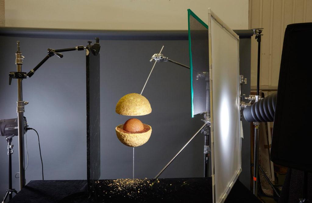 montagem Space Cakes