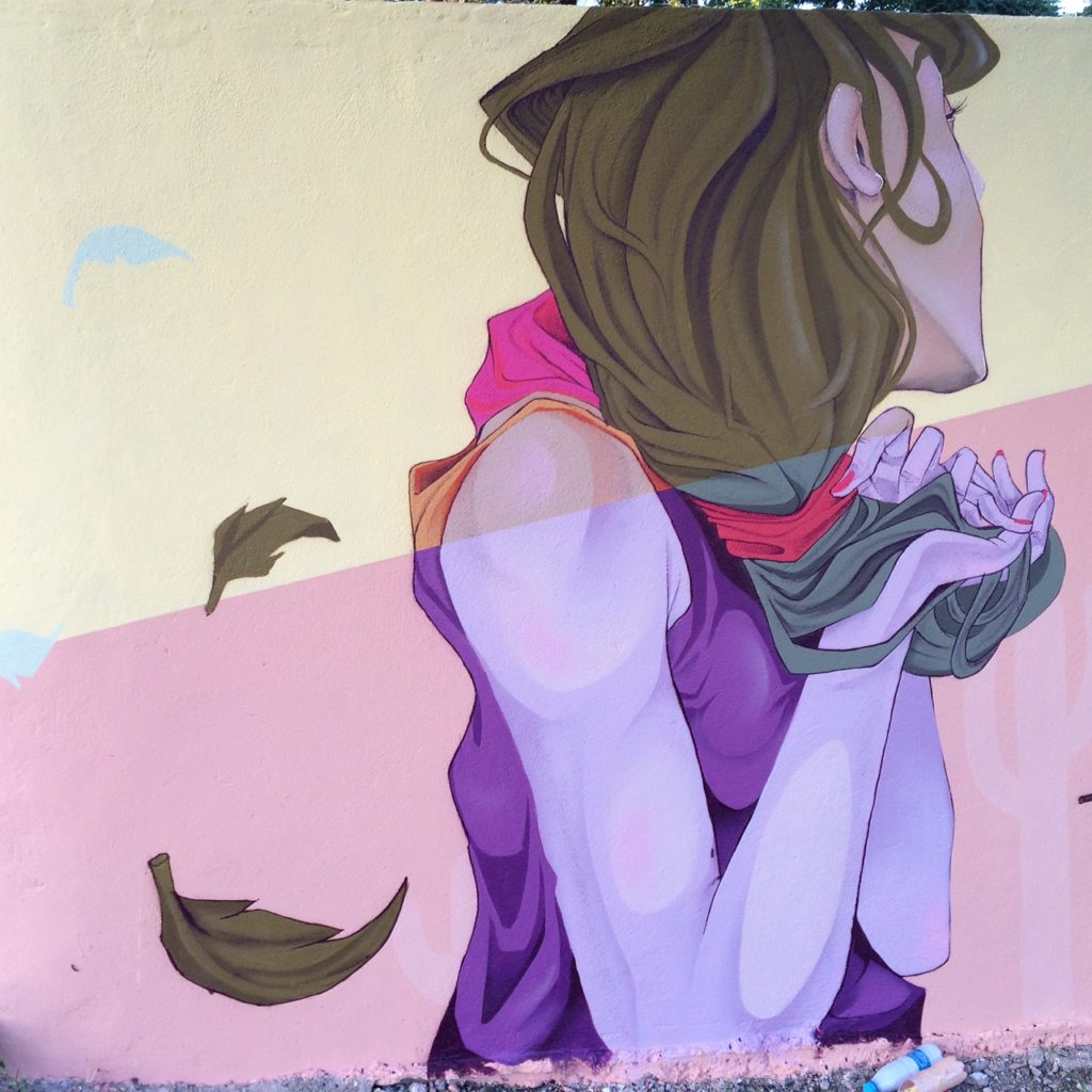 zeroff mural