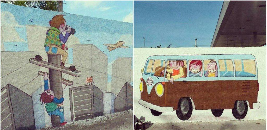 zeroff - mural
