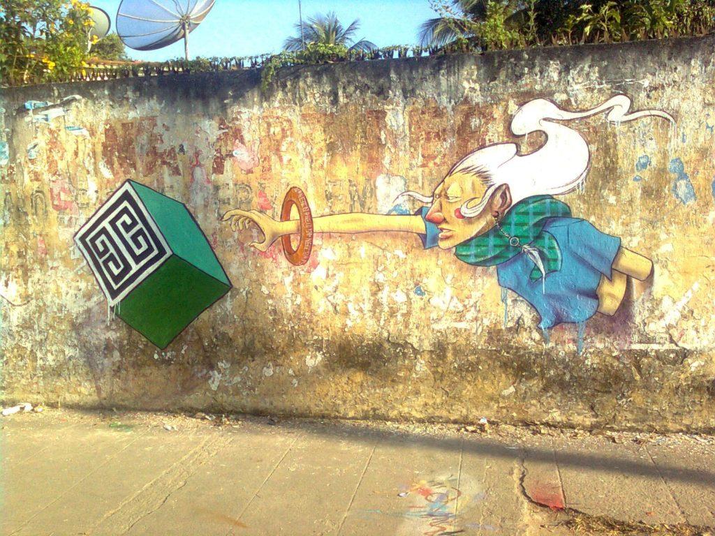 zeroff mural hela