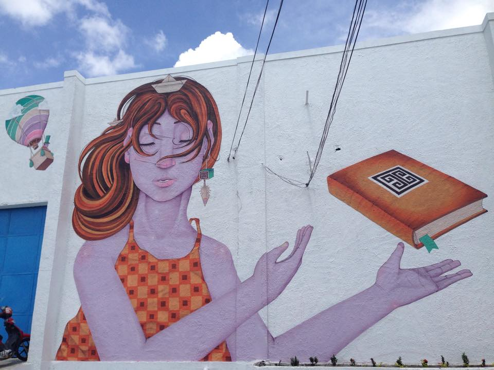 zeroff mural moça