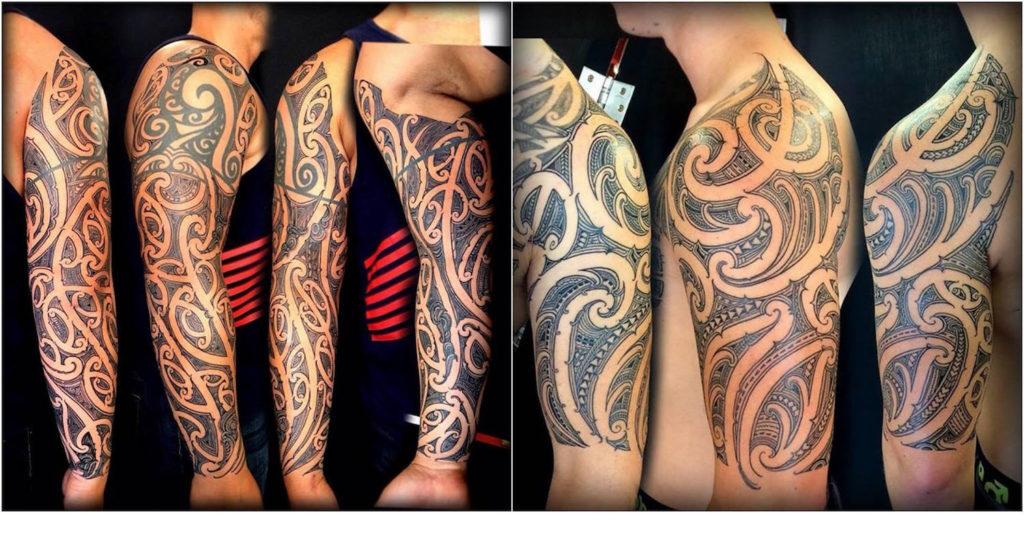 Coen Mitchell - maori - polinesio