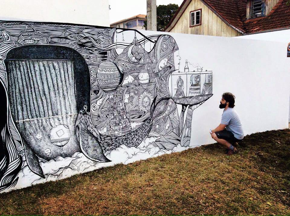 Ezekiel Moura - mural 7