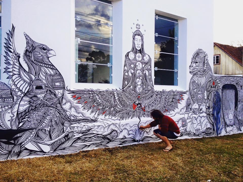 Ezekiel Moura - mural 8