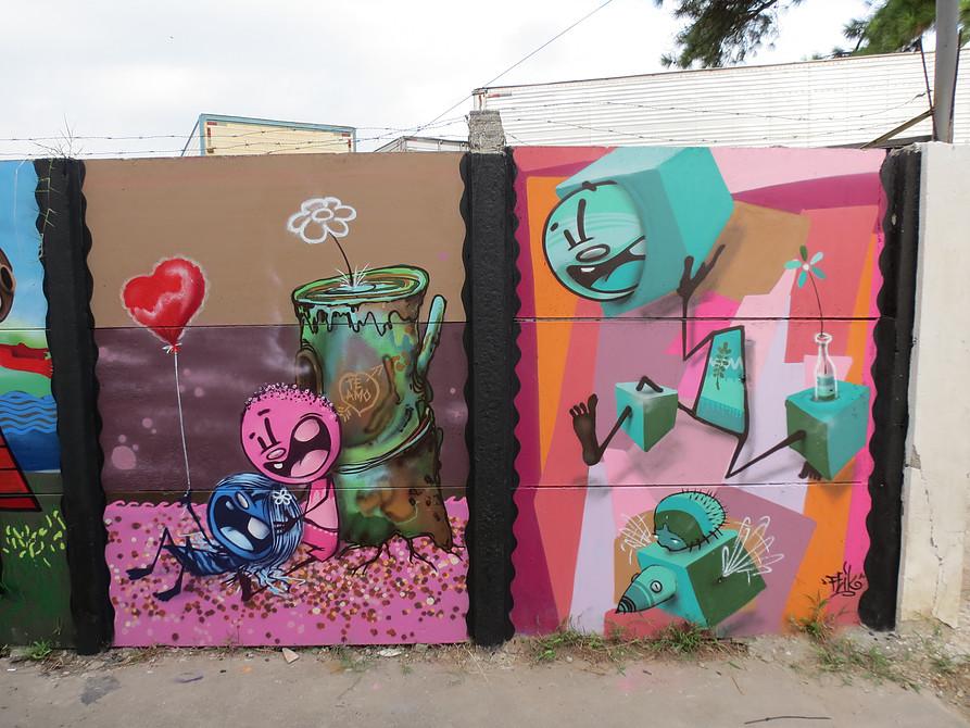 FEIK graffiti street art