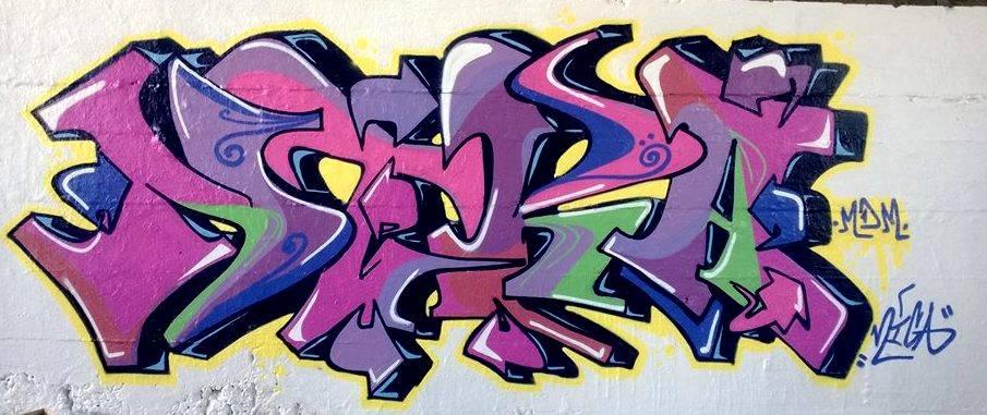 Nica graffiti 1