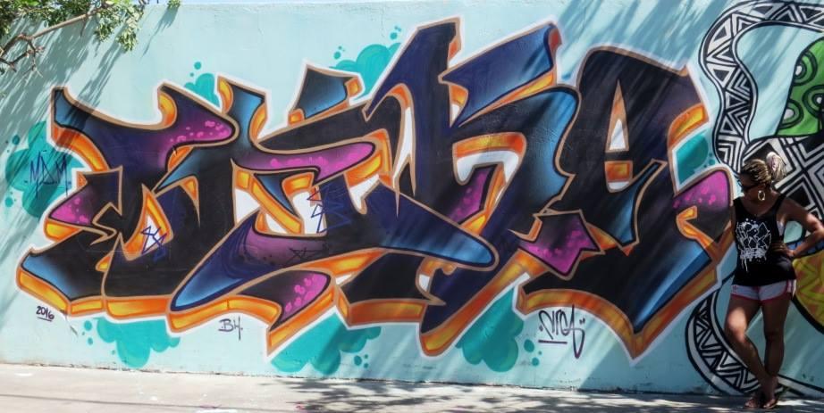 Nica graffiti 2