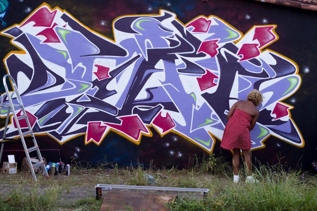 Nica graffiti 7