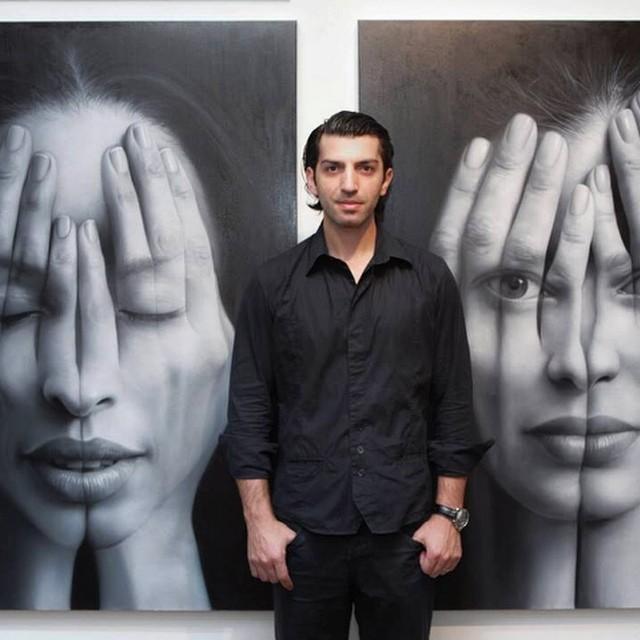 Tigran Tsitoghdzyan - pintor