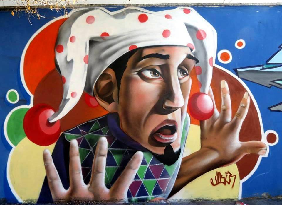 VIBER graffiti 4