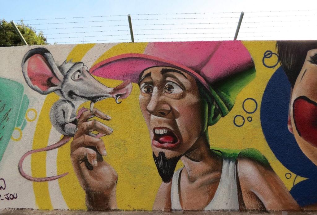 VIBER graffiti 6