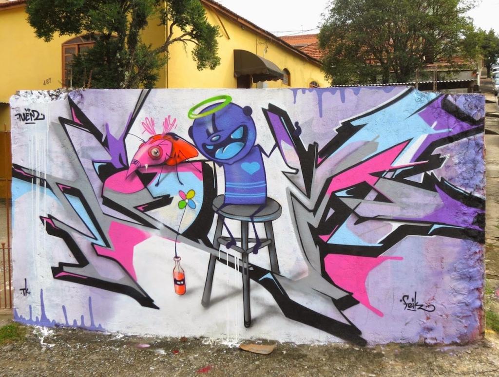 feik graffiti 6