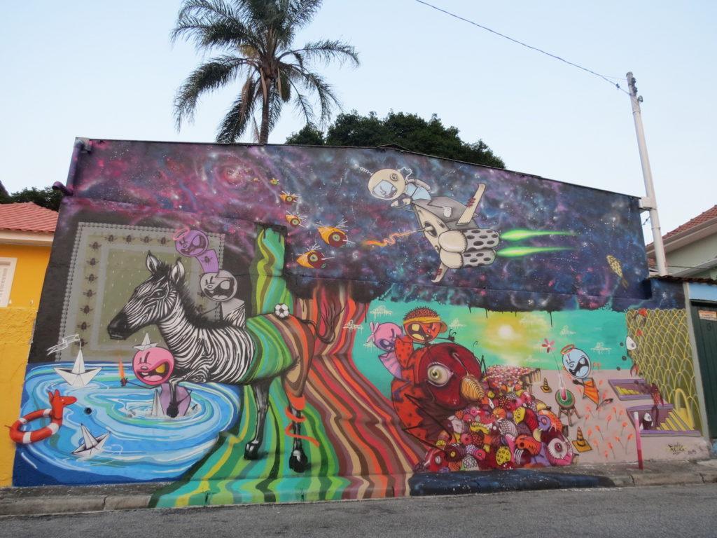 feik mural