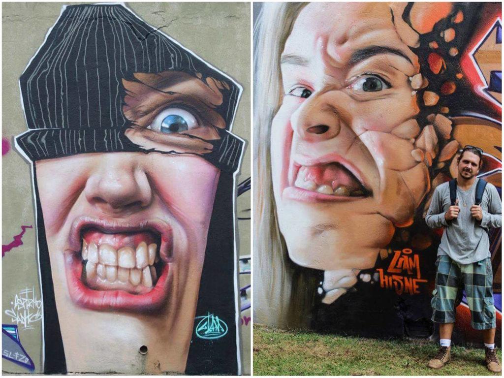liam bononi graffiti mural