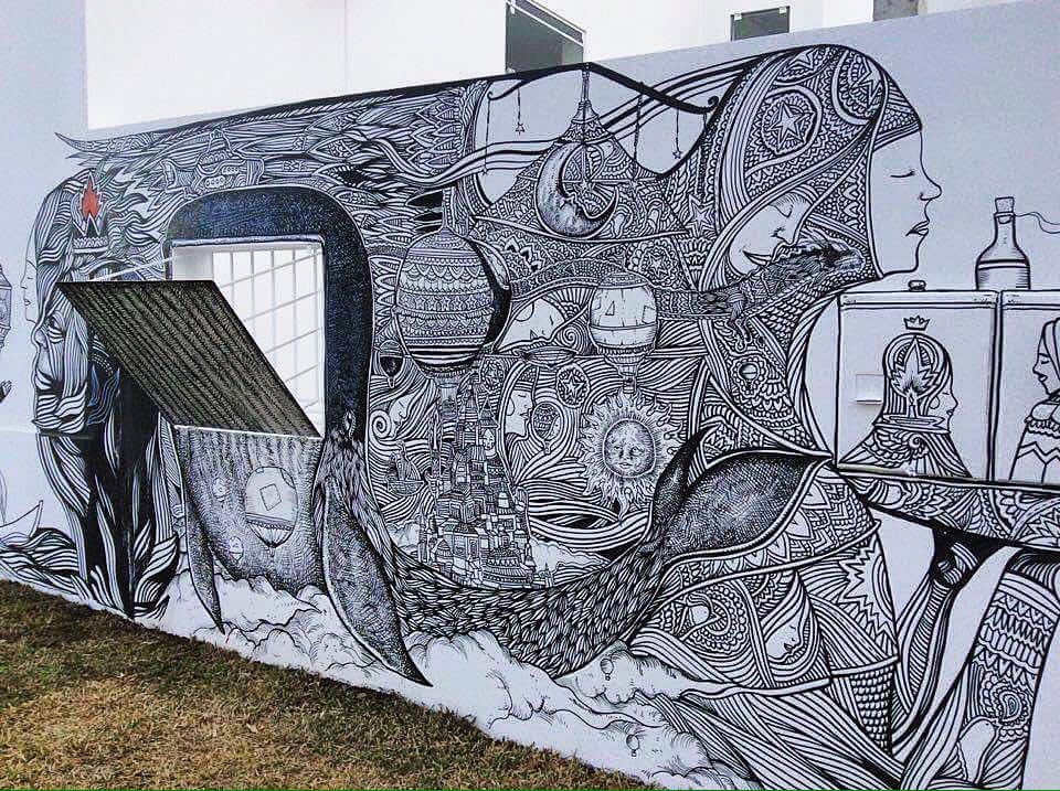 mural ilustra z ezekiel