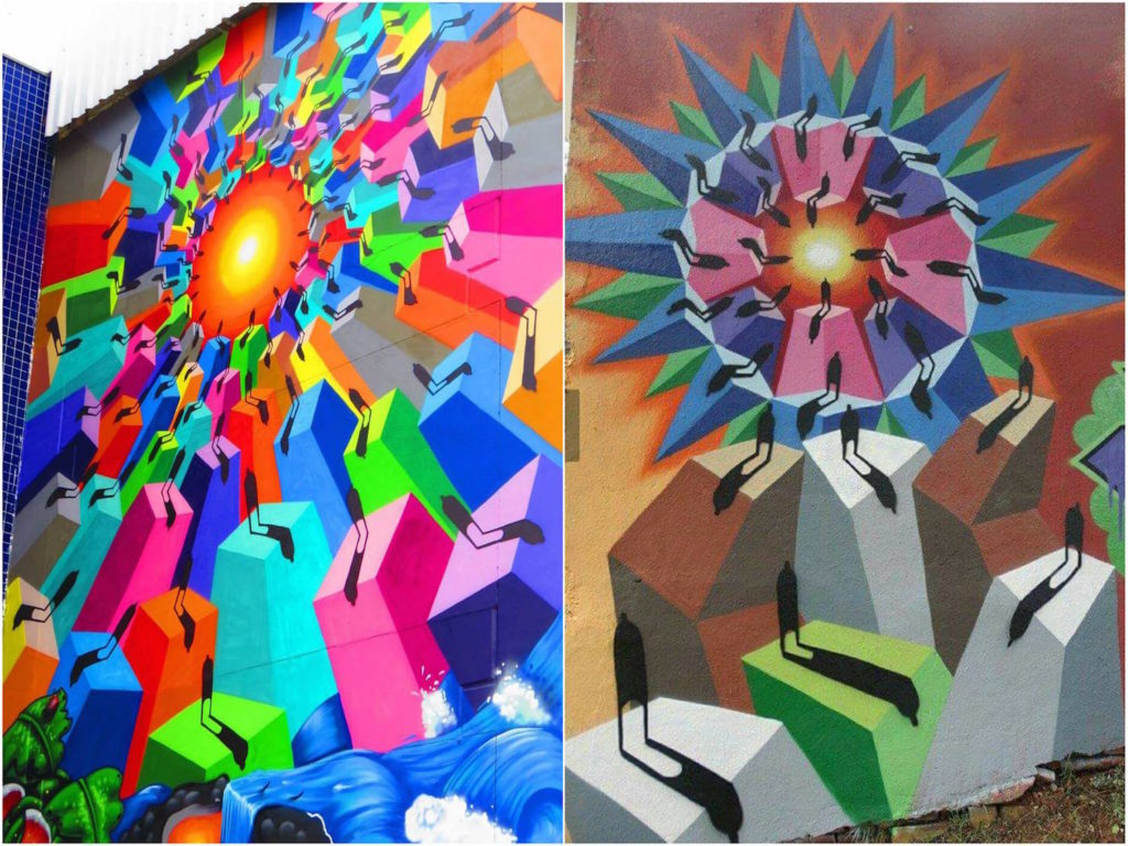 sapiens mural