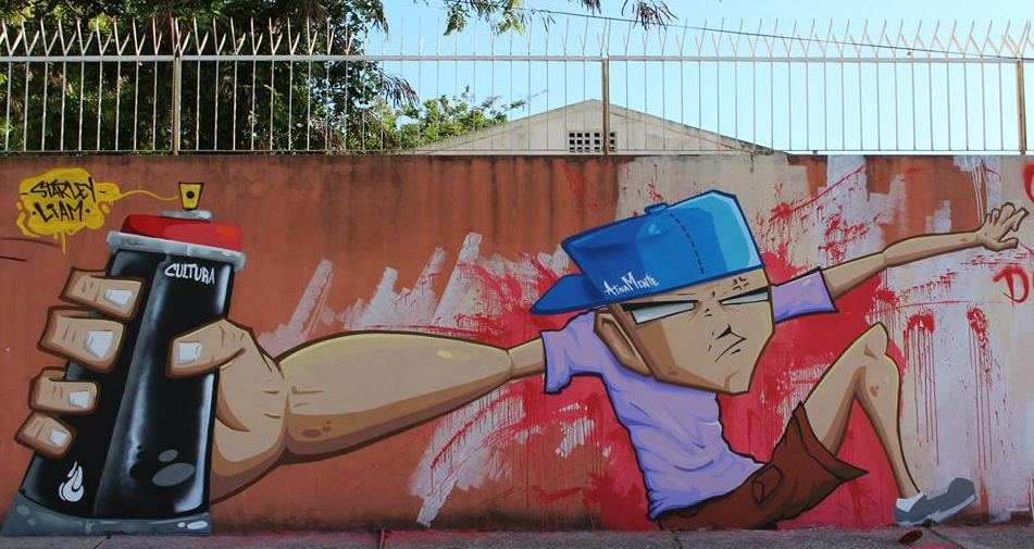 starley graffiti art