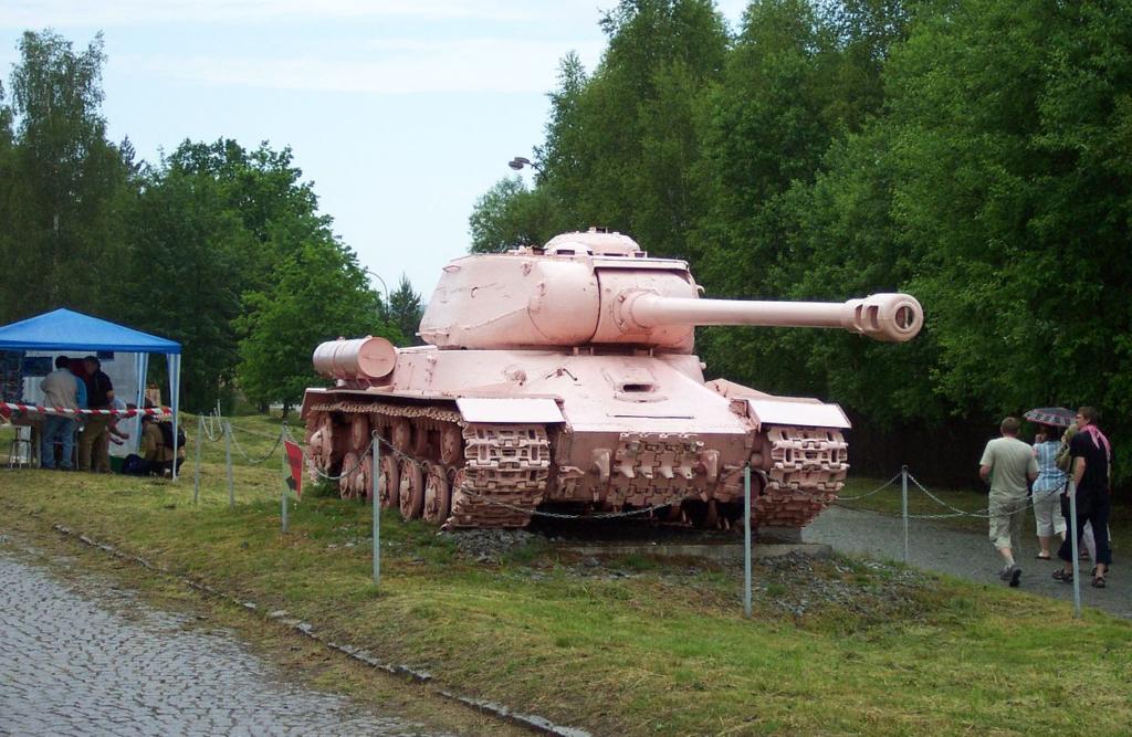 tanque rosa