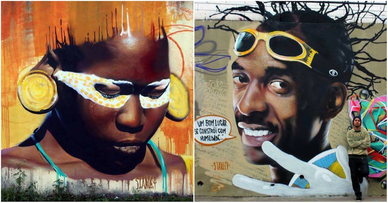 tarley grafiti mural arte