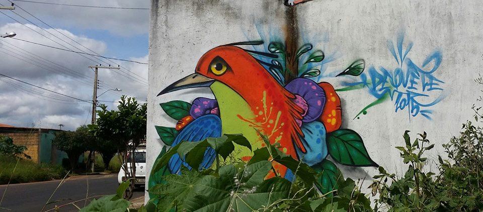 Dequete - Pássaro de Fogo