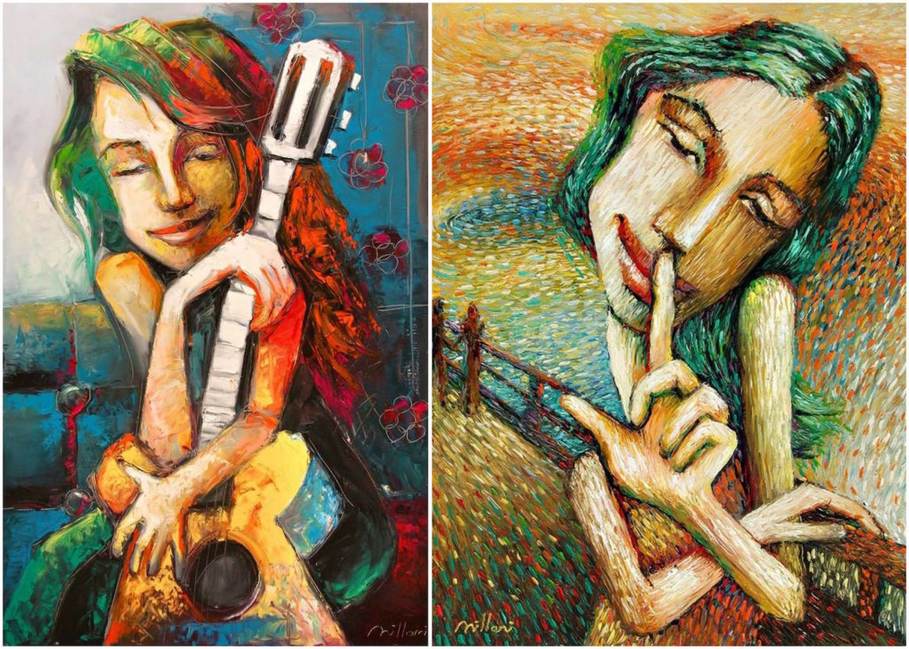 Fabiano Millani - Pinturas