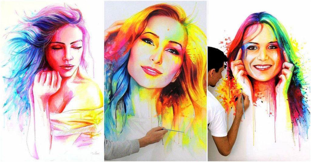 Fabiano Millani - Pinturas acrylic