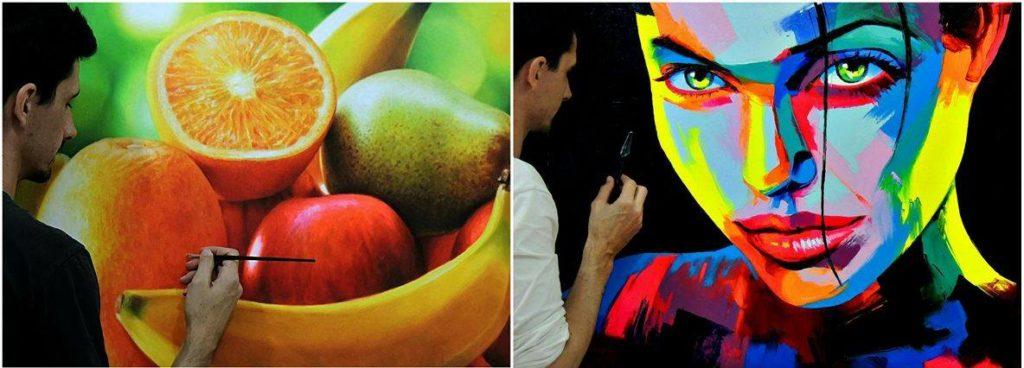 Fabiano Millani - Pinturas art