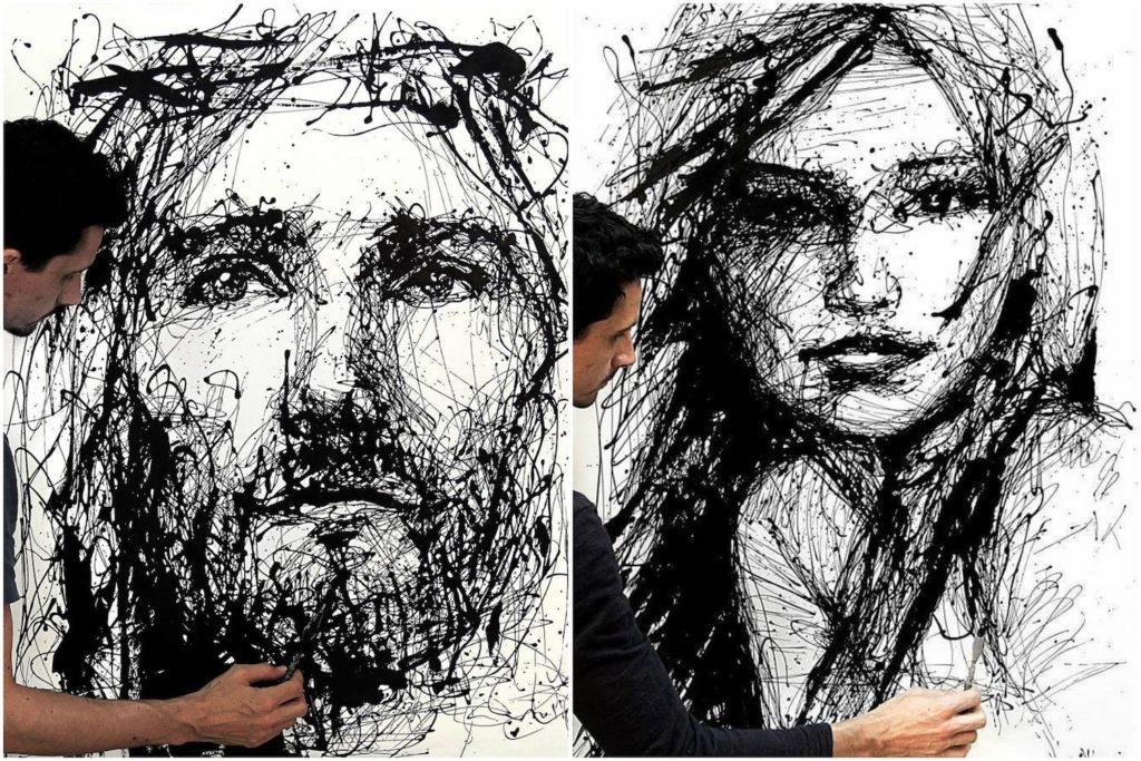 Fabiano Millani - Pinturas arte