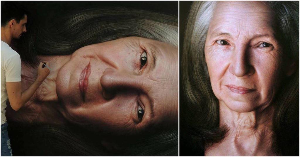 Fabiano Millani - Pinturas hiper realismo