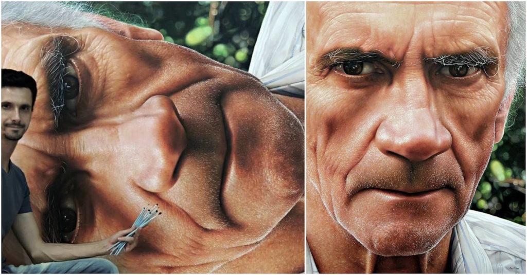 Fabiano Millani - Pinturas pai