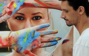 """Artista Plástico """"Fabiano Millani"""" e seu realismo em arte"""