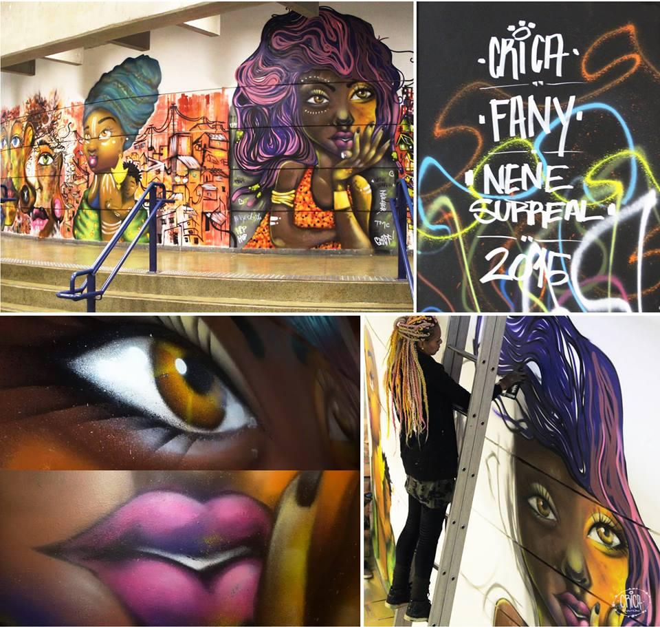 crica mural graff
