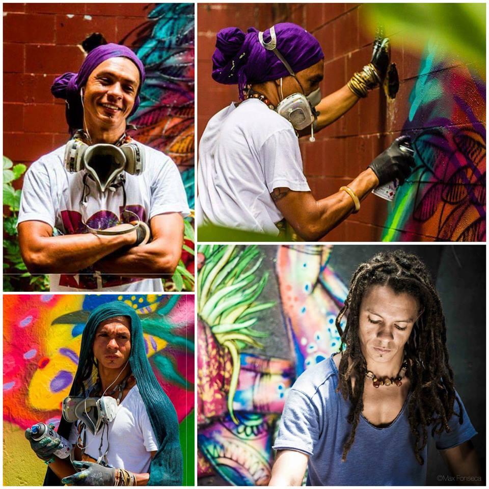 Eder Muniz - Calangos - artista