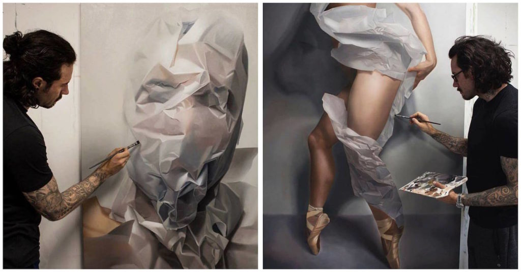mike-dargas-pinturas-hiper-realistas