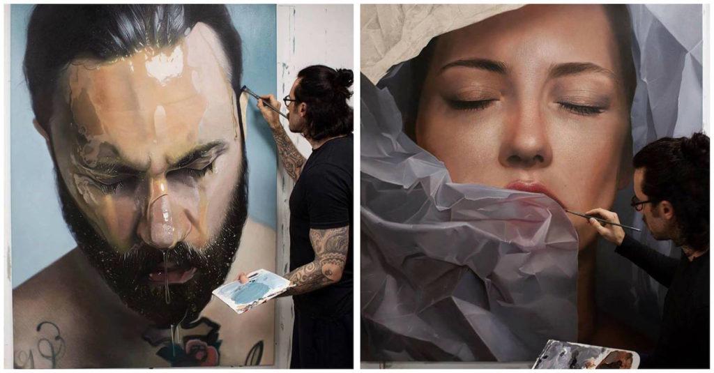 mike-dargas-pinturas-realistas