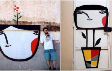 """Conheça o artista visual """"MUZAI"""" e suas artes"""