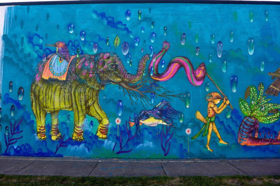 eder muniz calangos - mural 1