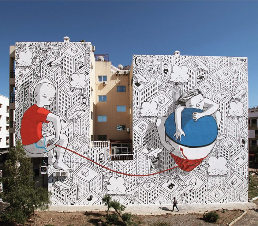 millo-you-make-my-heart-spin-around-city-of-safi-morocco-street-art-caravane
