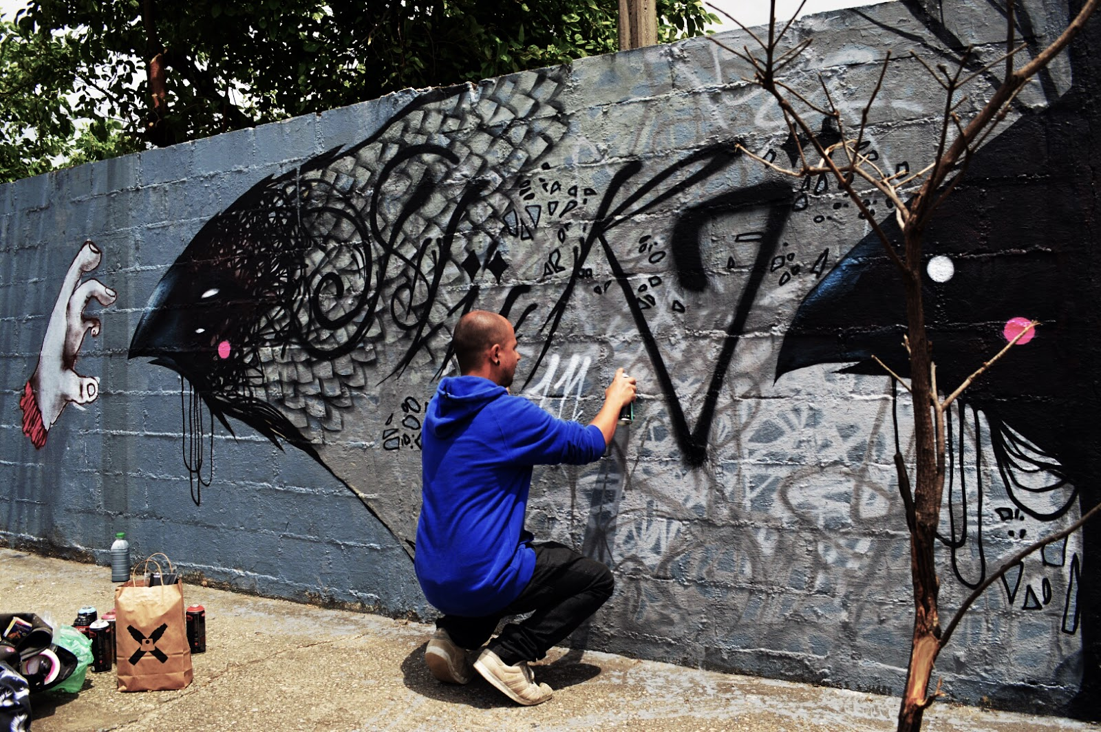nick-alive-grafite