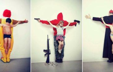 """""""Os Intocáveis"""" do artista Erik Ravelo"""