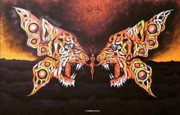 TOP 10 Arte Sem Fronteiras – Murais – Janeiro/Fevereiro