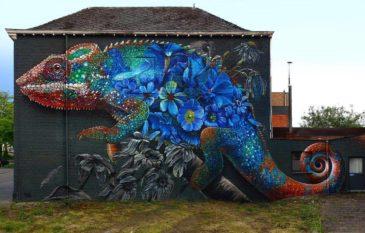 TOP 10 Arte Sem Fronteiras – Murais – Maio/Junho