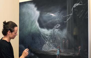 TOP 10 Arte Sem Fronteiras – Pinturas – Julho/Agosto