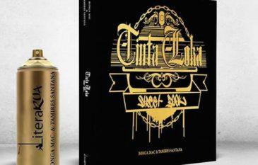 Livro : Tinta Loka Street Book de Bonga Mac &…